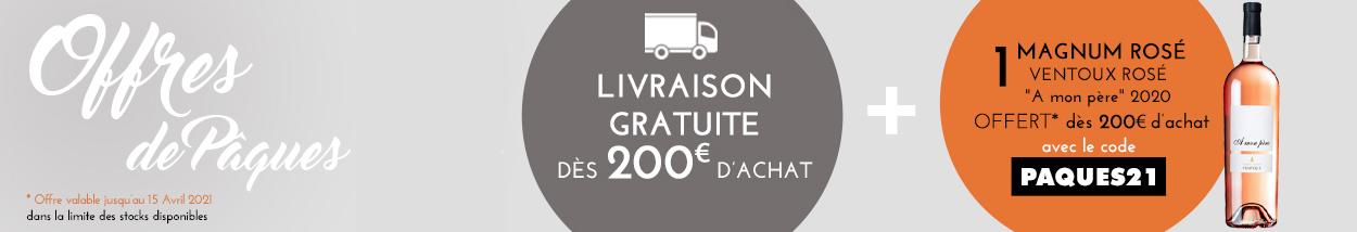 Offres du moment Vignobles Chasson Chateau Blanc